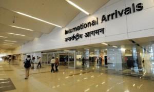 India Airport: Aankomst op IGI-Airport Exit nr. 6