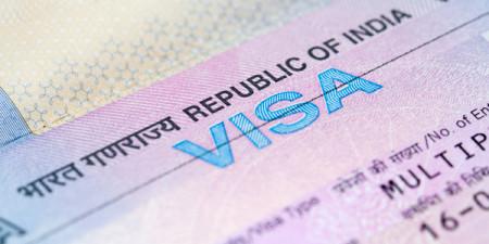 Visum India links